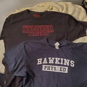 Men's Stranger Things Shirts